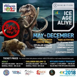Image of Ice Age Alive