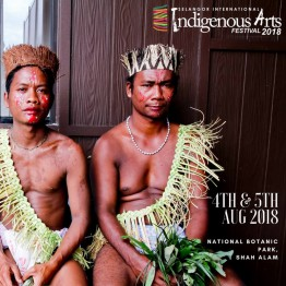 Image of Selangor International Indigenous Arts Festival