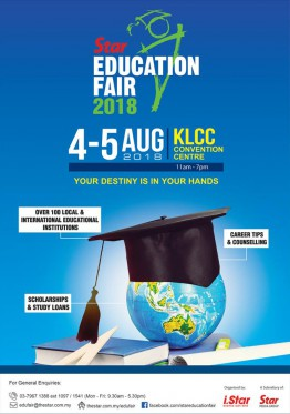 Image of The Star Education Fair