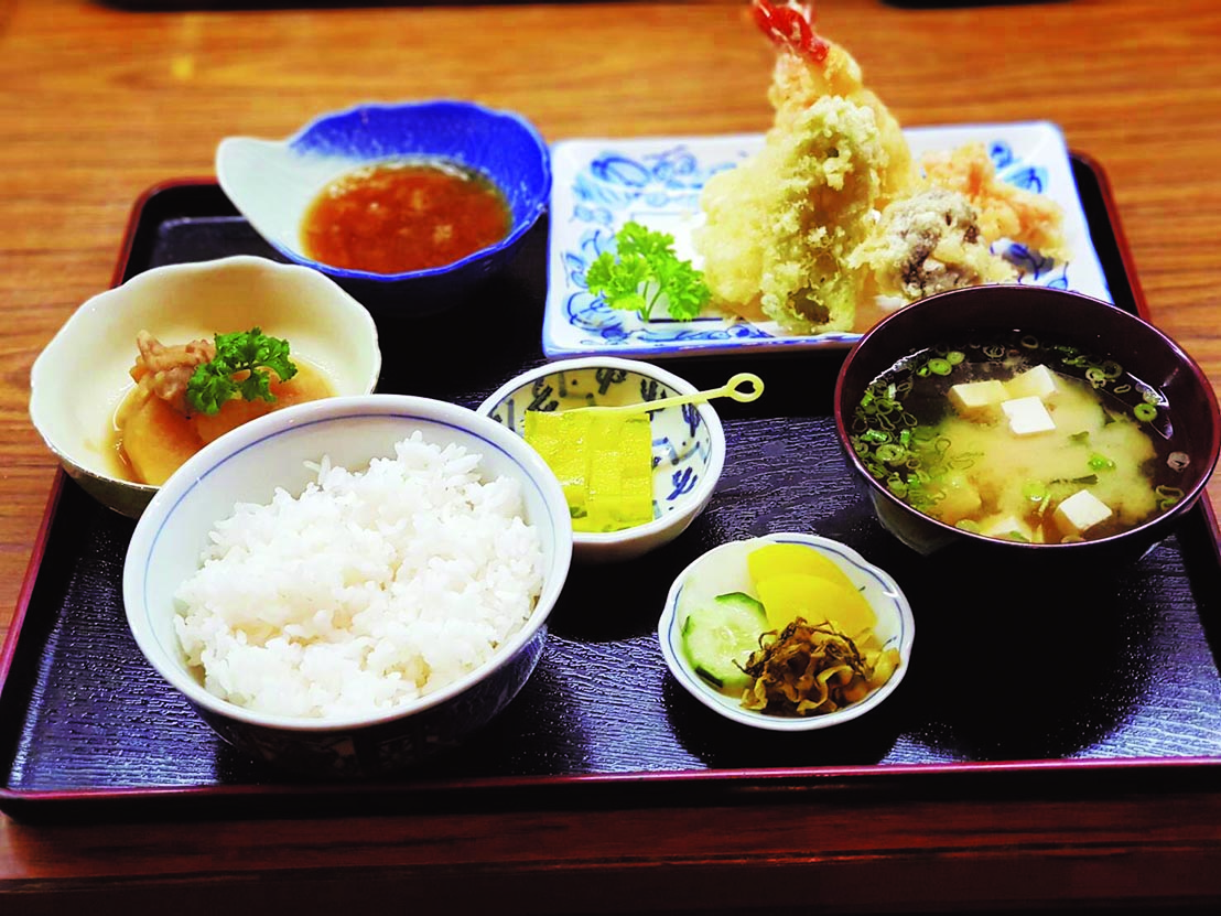 Photo of a dish of Tokutoku